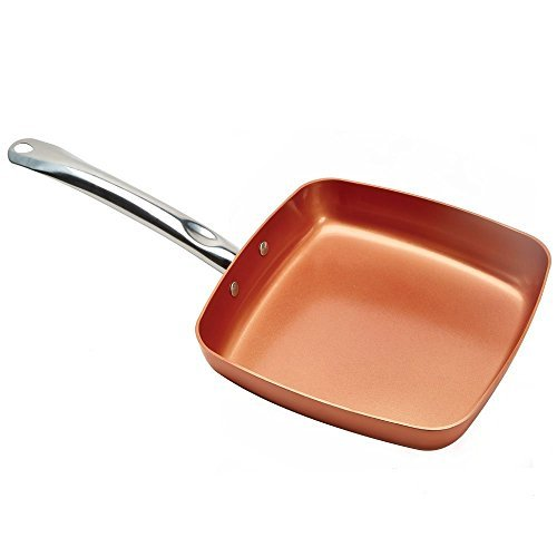 Copper Chef 9.5″ Square Fry Pan